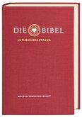 Lutherbibel revidiert 2017 - Die Geschenkausgabe mit Leineneinband
