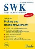 SWK-Spezial Prokura und Handlungsvollmacht (f. Österreich)