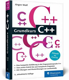 Grundkurs C++ - Wolf, Jürgen