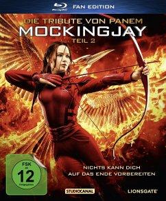 Die Tribute von Panem - Mockingjay Teil 2 (Blu-ray) - Lawrence,Jennifer/Hutcherson,Josh