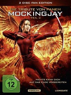 Die Tribute von Panem - Mockingjay Teil 2 (DVD) - Lawrence,Jennifer/Hutcherson,Josh
