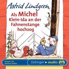 Als Michel Klein-Ida an der Fahnenstange hochzog (MP3-Download) - Lindgren, Astrid