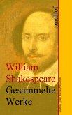 William Shakespeare: Gesammelte Werke (eBook, ePUB)