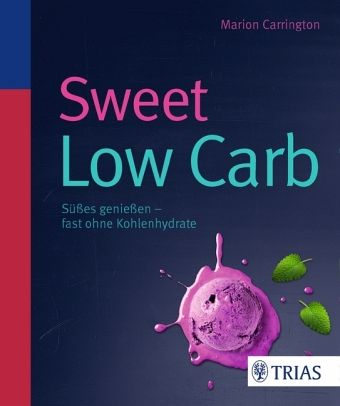 Sweet Low Carb - Carrington, Marion