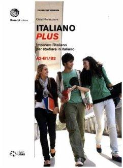 Italiano PLUS A2-B1/B2 - Pieraccioni, Gaia