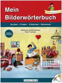 Mein Bilderwörterbuch, Deutsch - Rumänisch, m. ...