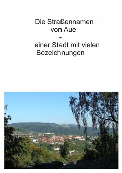 Die Straßennamen von Aue