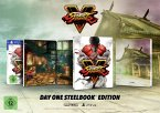 Street Fighter V - Limited Steelbook Edition