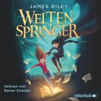 Weltenspringer Bd.1 (4 Audio-CDs)