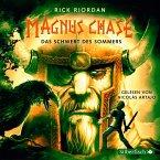 Das Schwert des Sommers / Magnus Chase Bd.1 (6 Audio-CDs)