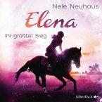 Ihr größter Sieg / Elena - Ein Leben für Pferde Bd.5 (1 Audio-CD)