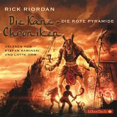 Die rote Pyramide / Kane-Chroniken Bd.1 (6 Audio-CDs)