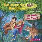 Im Reich des Tigers / Das magische Baumhaus Bd.17 (1 Audio-CD)
