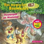 Piratenspuk am Mississippi / Das magische Baumhaus Bd.40 (1 Audio-CD)
