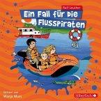 Jagd auf den Alligator / Ein Fall für die Flusspiraten Bd.1 (2 Audio-CDs)
