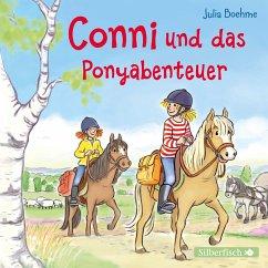 Conni und das Ponyabenteuer / Conni Erzählbände Bd.27 (1 Audio-CD) - Boehme, Julia