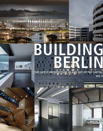 Building Berlin Vol 5 Von Architektenkammer Berlin Englisches