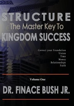 Structure - The Master Key to Kingdom Success. - Bush, Jr. Finace