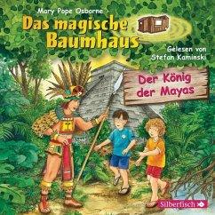Der König der Mayas / Das magische Baumhaus Bd.51 (1 Audio-CD) - Osborne, Mary Pope