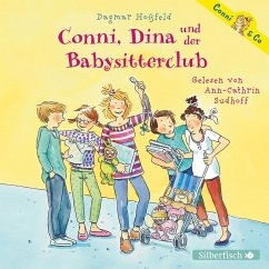 Conni, Dina und der Babysitterclub / Conni & Co Bd.12 (2 Audio-CDs) - Hoßfeld, Dagmar
