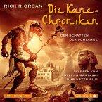 Der Schatten der Schlange / Kane-Chroniken Bd.3 (6 Audio-CDs)