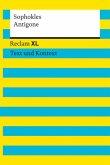 Antigone. Textausgabe mit Kommentar und Materialien