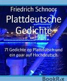 Plattdeutsche Gedichte (eBook, ePUB)