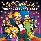 Die Simpsons Spasskalender 2017
