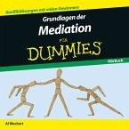 Grundlagen der Mediation für Dummies, 1 Audio-CD