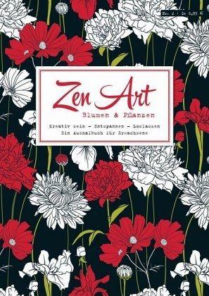 zen art blumen pflanzen buch. Black Bedroom Furniture Sets. Home Design Ideas
