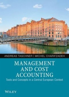 Management and Cost Accounting - Taschner, Andreas; Charifzadeh, Michel