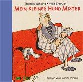 Mein kleiner Hund Mister, 2 Audio-CDs