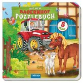 Puzzlebuch Auf dem Bauernhof