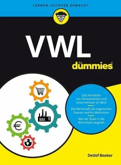 VWL für Dummies - Beeker, Detlef