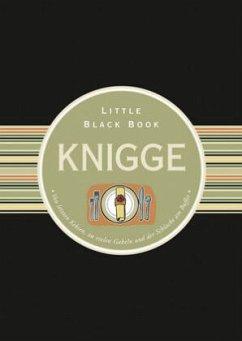 Das Little Black Book Knigge - Lüdemann, Carolin
