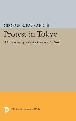 Protest in Tokyo (eBook, PDF) - Packard, George R.
