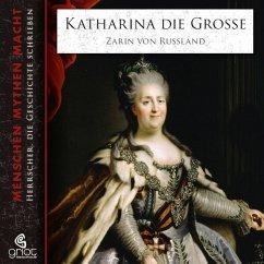 Katharina die Große (MP3-Download) - Bader, Elke