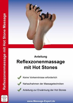 Dvd Anleitung Reflexzonenmassage Mit Hot Stones