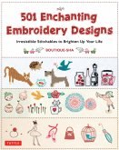 501 Enchanting Embroidery Designs (eBook, ePUB)