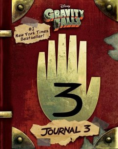 Gravity Falls: Journal 3 - Hirsch, Alex; Renzetti, Rob