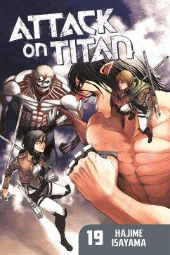 Attack on Titan 19 - Isayama, Hajime