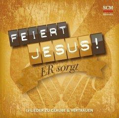 Feiert Jesus! Er sorgt, 1 Audio-CD