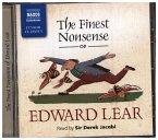 The Finest Nonsens of Edward Lear, 1 Audio-CD