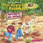 Rettung in der Wildnis / Das magische Baumhaus Bd.18 (1 Audio-CD)