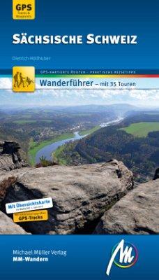Sächsische Schweiz MM-Wandern - Höllhuber, Dietrich
