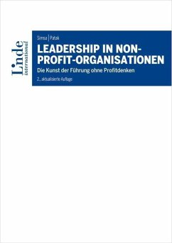 Leadership in Non-Profit-Organisationen - Simsa, Ruth; Patak, Michael