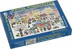 Winter-Wimmel-Puzzle (Kinderpuzzle)