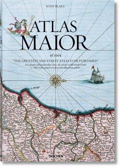 Blaeu. Atlas Maior - Blaeu, Joan