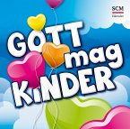 Gott mag Kinder, 1 Audio-CD