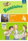 Bumblebee 4. Workbook 4 plus Portfolioheft und Pupil's Audio-CD. Bayern
